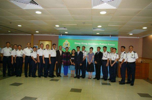 莊主席檢閱 (2010年07月24日)