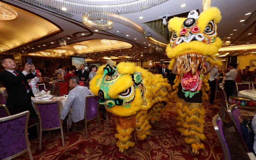 舞獅啟動元朗商會80周年鑽禧慶典精彩片段 – Lion Dance Opening of YLMA 80th Anniversary